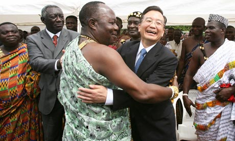China Pledges 10bn Concessional Loans To Africa World