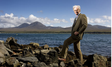 Islay tidal stream project