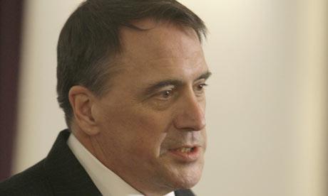 Peter Galbraith, the top American UN diplomat in Afghanistan