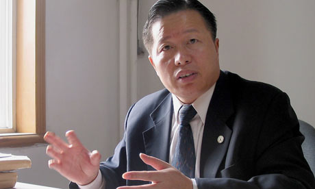 Chinese human rights lawyer Gao Zhisheng