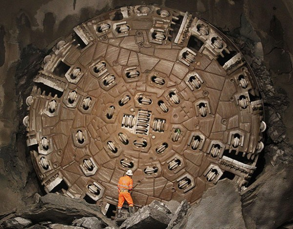 Túnel San Gotardo