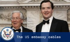Mervyn King US embassy cables