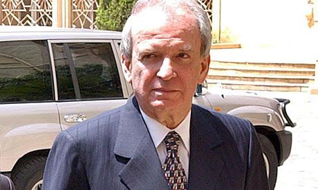 Lebanese communications minister Marwan Hamadeh