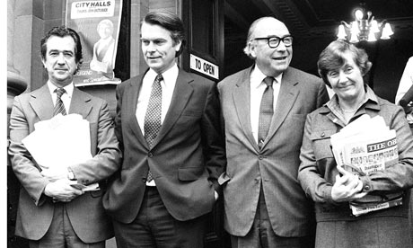 The SDP Gang of Four