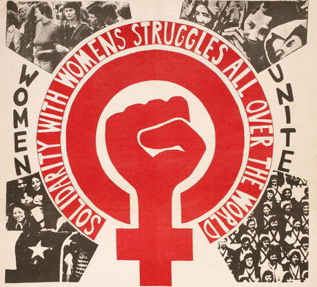 international women's day 1975