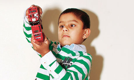Child genius: Ishaan Yewale