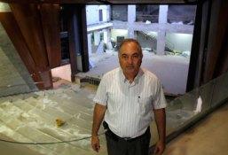 Ariel Turgeman, manager of the new theatre in Ariel