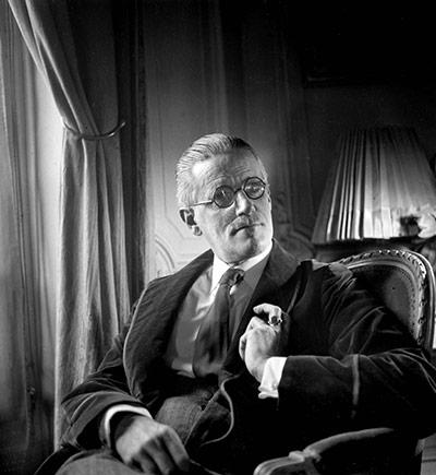 Literary last words: James Joyce (1882-1941)