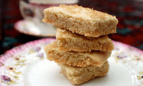Perfect shortbread