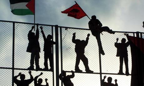 Palestinian refugees in Gaza Strip