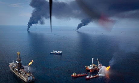 The Deepwater Horizon disaster last year cost 11 lives.