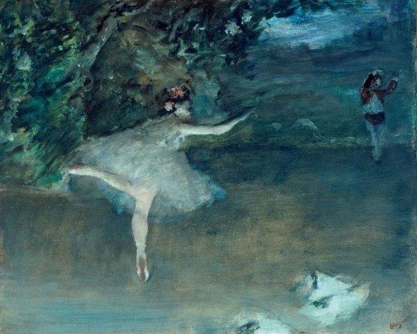 Degas Ballet Dancer Paintings