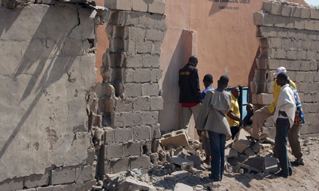 Nigeria gun battles