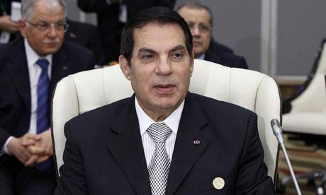 Zine Ben Ali