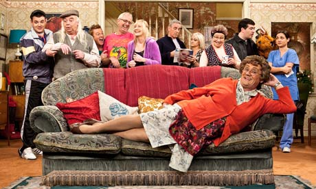 Mrs Brown's Boys, starting on BBC1 tonight, stars Brendan O'Carroll