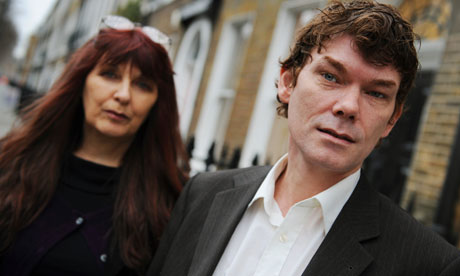 Gary McKinnon and his mother, Janis Sharp