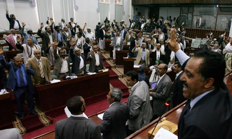 Yemeni MPs vote in favour of state of emergency