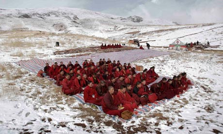 Earthquake's aftershocks shake Tibetan way of life in Yushu prefecture ...