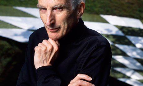 Astronomer royal Martin Rees
