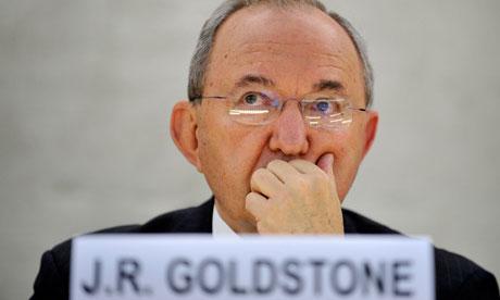 richard goldstone gaza un