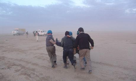 Camp Ashraf residents