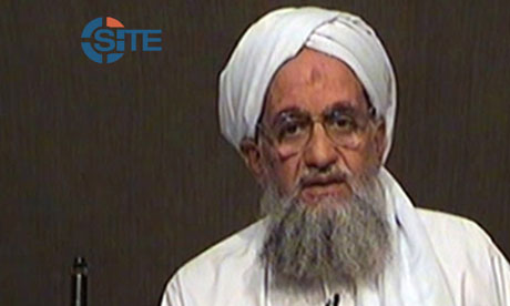 Ayman Al Zawahiri (Fuente: The Guardian)