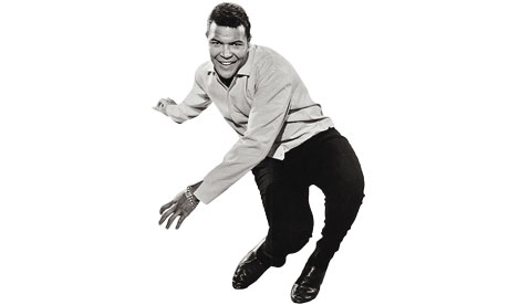 Photo of TWIST and Chubby CHECKER