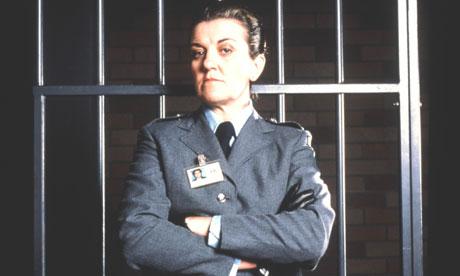 Butch Prison Guard