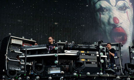 The Chemical Brothers at Wireless 2011