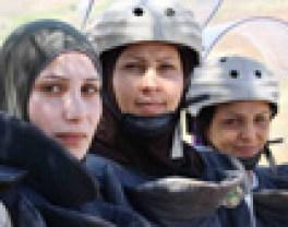 Lebanon's all-female cluster bomb disposal team