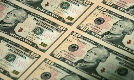 Alexander Hamilton on the U.S. ten dollar note - Guardian image