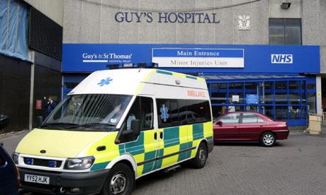 Guy's Hospital London