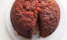 David Lebovitz recipe ginger cake