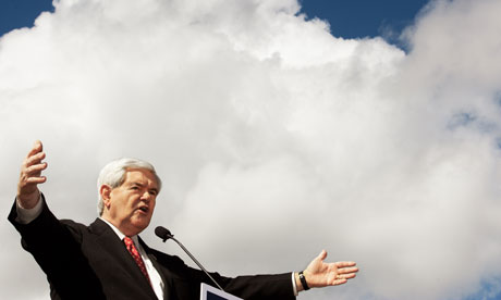 Newt Gingrich Coral Springs Florida