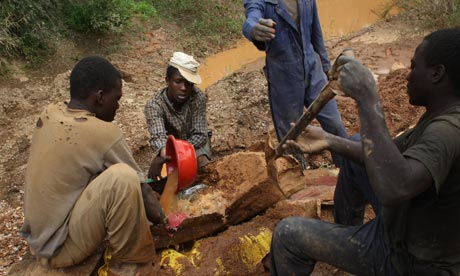 Image result for illegal gold mining in zimbabwe