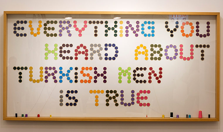 Frieze Art Fair: Everything, 2012 by Servet Kocyigit