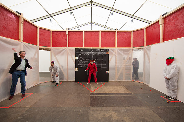 Frieze Art Fair: Colosseum of the Consumed by Coniston Institute