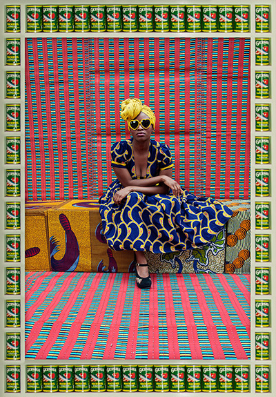 Hassan Hajjaj portraits: Helen PJI