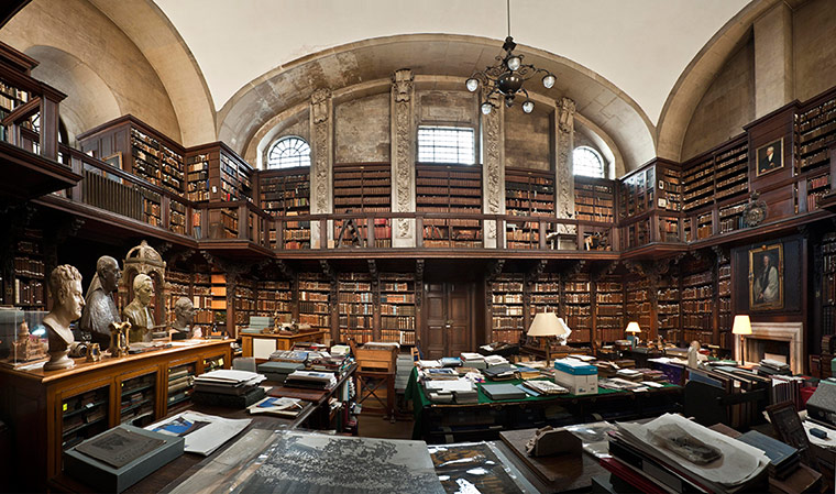 St Paul's cathedral library