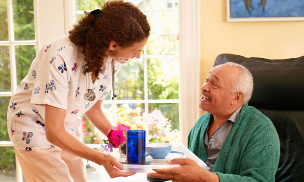 How were trying to build trust in the care sector  Social Care Network  The Guardian