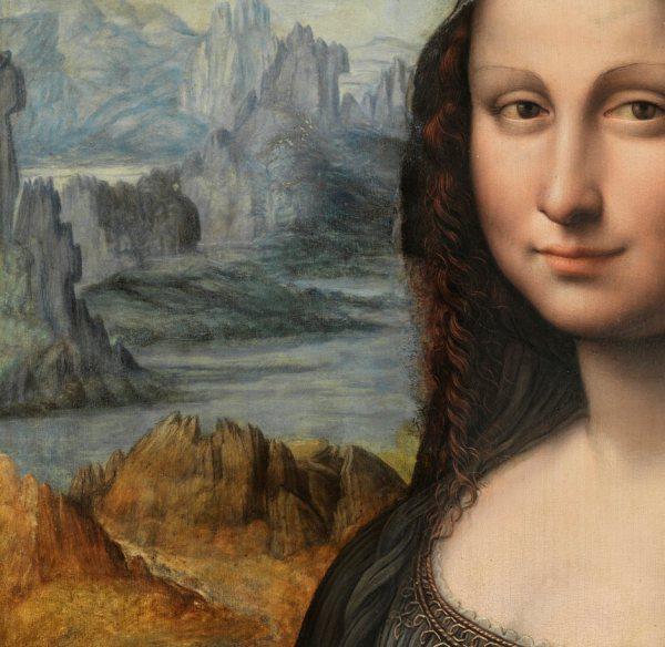 Dragon Mark Brown Real Mona Lisa