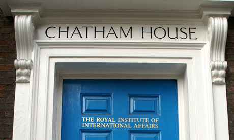 Chatham House, London, England, from The Guardian