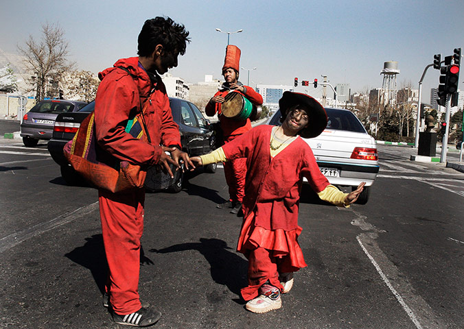 The Iranian New Year Nowruz In Pictures World News
