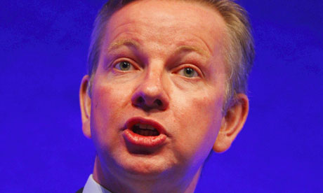 Michael Gove comments