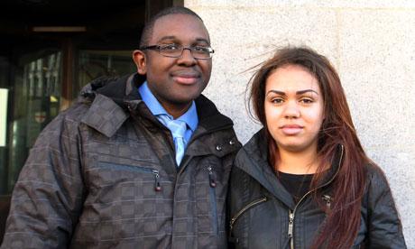 Rohan Wray and Chana al-Alas