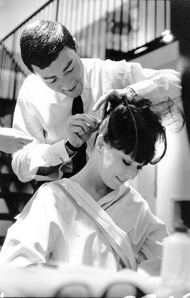 Vidal Sassoon  a life of style in pictures  Fashion