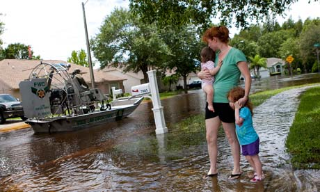 Tropical Storm Debby Florida