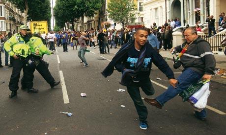 Bystanders: stabbing