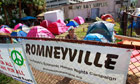 Romneyville at Republican national convention