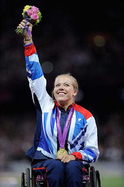 athletics: Paralympics athletics